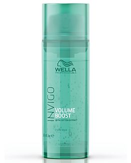 Invigo Volume Boost Chrystal Mask Fijn Haar 145 ml