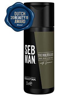 The Multitasker Beard and Body Wash 50ml