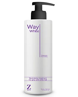 Way white shampoo 500 ML