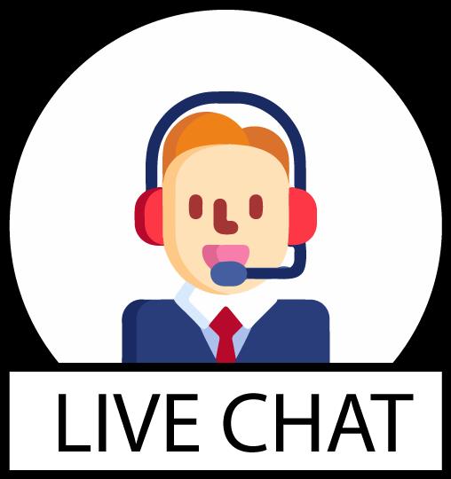 Chat met onze klantenservice